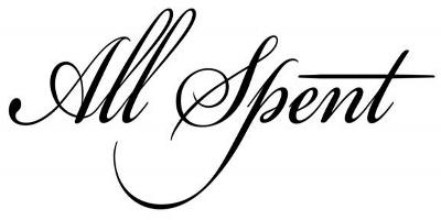 All Spent Logo