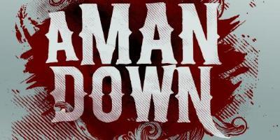 A Man Down Logo
