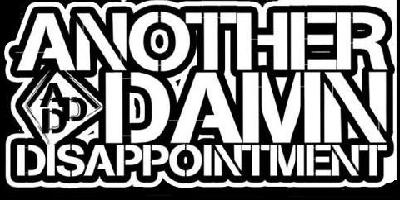 Another Damn Disappointment Logo
