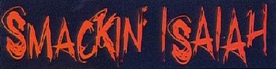 Smackin' Isaiah Logo