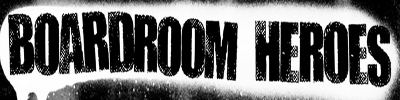 Boardroom Heroes Logo