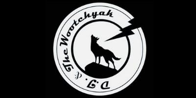 D.J. And The Wootchyak Logo