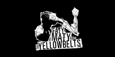 Faty Maty And The Yellowbelts Logo