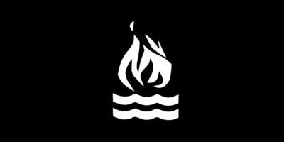 Hot Water Music Logo
