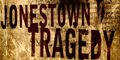 Jonestown Tragedy Logo