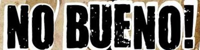 No Bueno Logo
