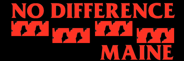 No Difference Logo