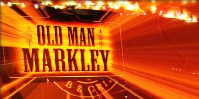 Old Man Markley Logo