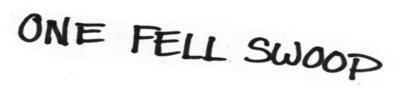One Fell Swoop Logo