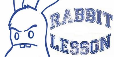 Rabbit Lesson Logo
