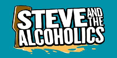 Steve And The Alcoholics Logo