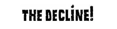 The Decline! Logo