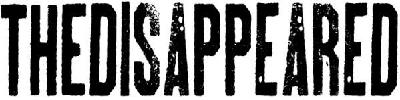 The Disappeared Logo